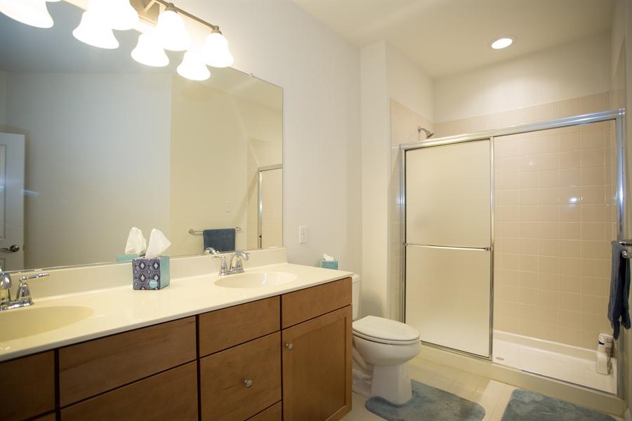 Real Estate Photography - 148 Landis Way N, Wilmington, DE, 19803 - Master bath