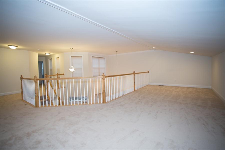 Real Estate Photography - 148 Landis Way N, Wilmington, DE, 19803 - HUGE loft overlooking lower level!
