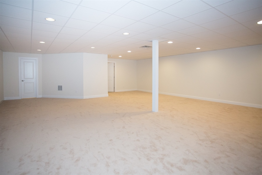 Real Estate Photography - 148 Landis Way N, Wilmington, DE, 19803 - Lots of living space in the finished lower level!