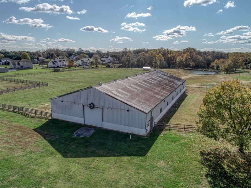 Real Estate Photography - 640 Vance Neck Rd, Middletown, DE, 19709 - Location 3