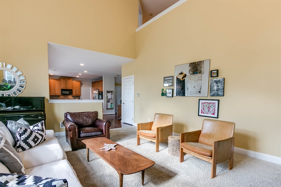 Real Estate Photography - 104 Cezanne Ct, Landenberg, PA, 19350 - Family Room - Another View