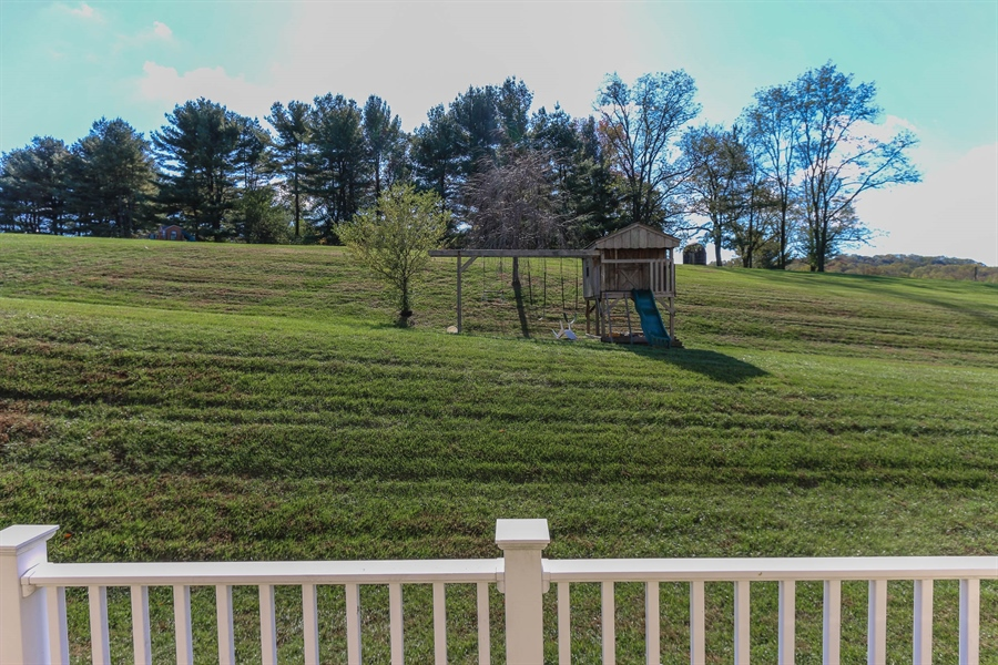 Real Estate Photography - 104 Cezanne Ct, Landenberg, PA, 19350 - View from the Deck