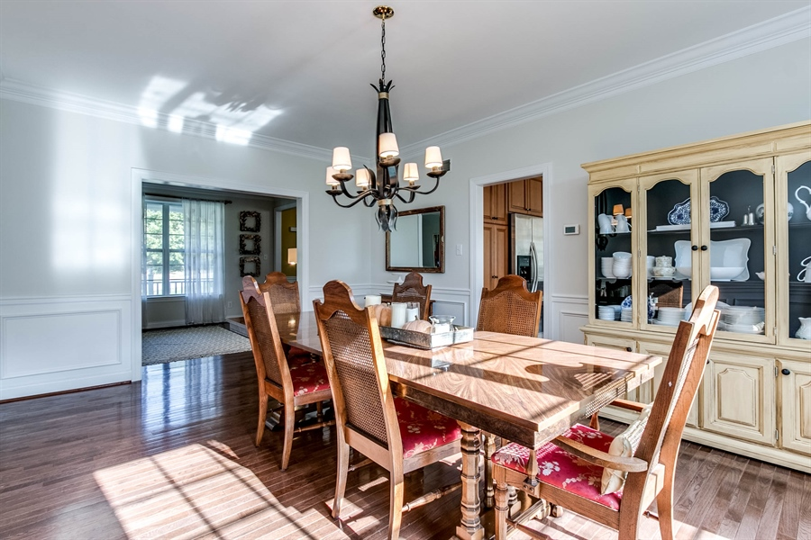 Real Estate Photography - 104 Cezanne Ct, Landenberg, PA, 19350 - Dining Room - Another View