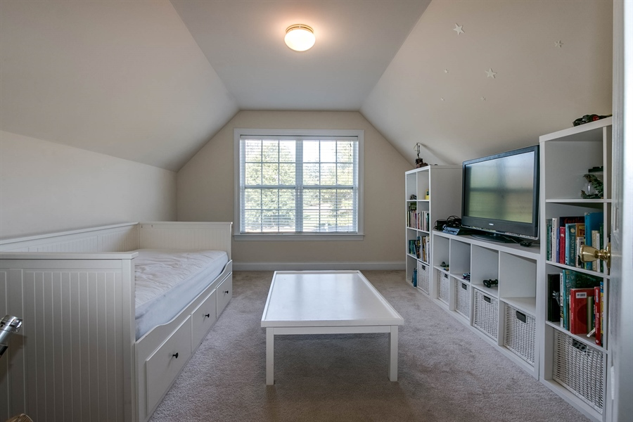 Real Estate Photography - 104 Cezanne Ct, Landenberg, PA, 19350 - Bedroom #4 - Walk-In Closet (Now Playroom)