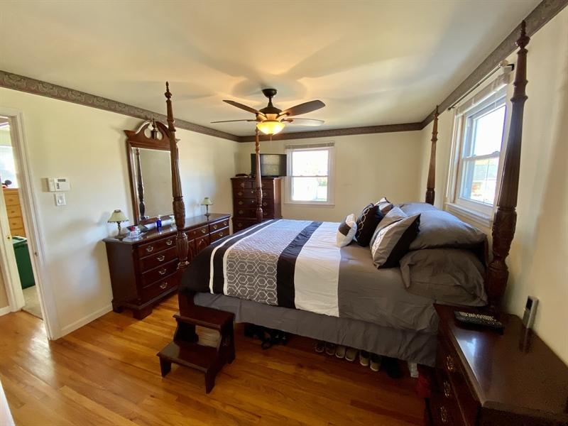 Real Estate Photography - 3312 Altamont Dr, Wilmington, DE, 19810 - Master Bedroom