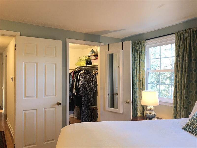 Real Estate Photography - 2 Jacqueline Dr, Hockessin, DE, 19707 - Alternate view and another walk-in closet!