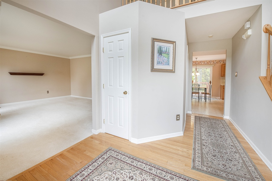 Real Estate Photography - 17 Westwoods Blvd, Hockessin, DE, 19707 - Hardwood Flooring Welcomes You Home
