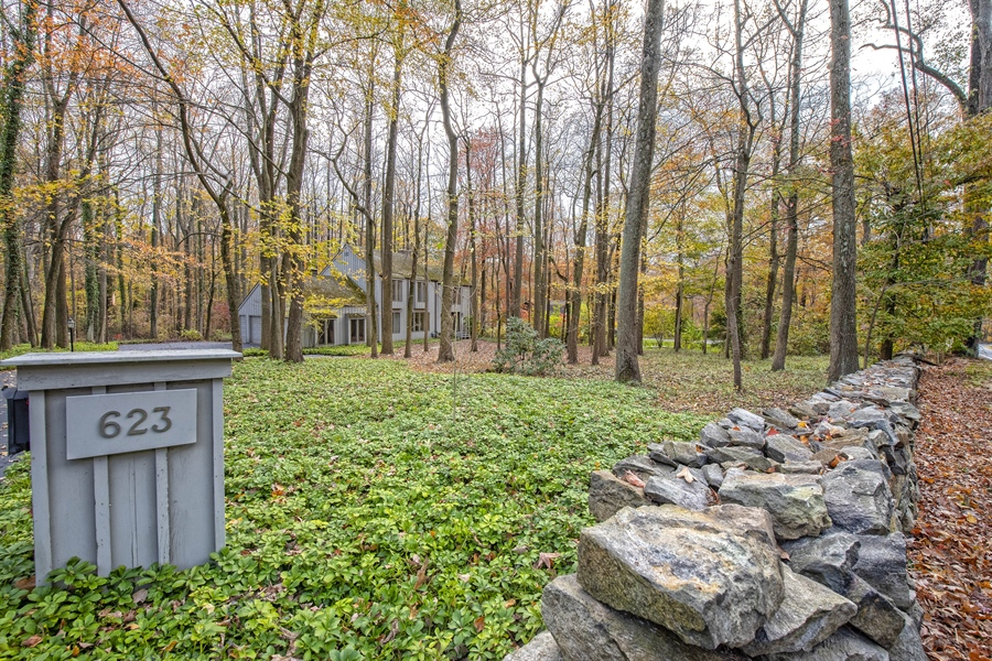 Real Estate Photography - 623 Shipley Rd, Wilmington, DE, 19809 - Beautiful 0.97 Acre Wooded Lot