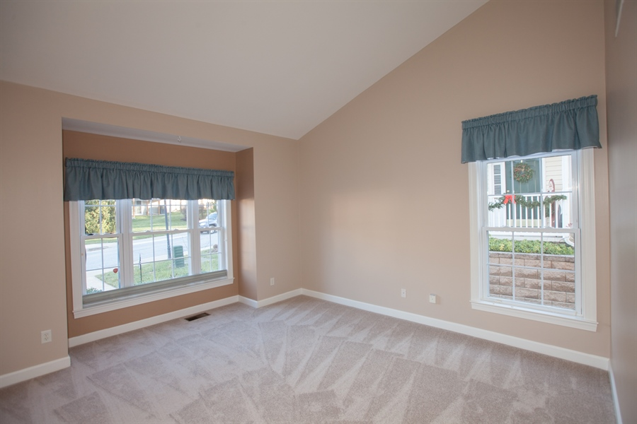 Real Estate Photography - 230 Niagara Falls Dr, Wilmington, DE, 19808 - Main Level Master, set apart from the living areas