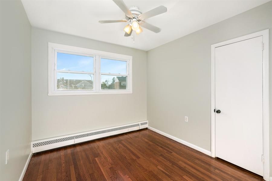 Real Estate Photography - 303 Valley Rd, Wilmington, DE, 19804 - Third Bedroom, Ceiling Fan
