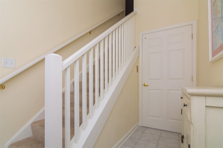 Real Estate Photography - 16 Beech Ln, Lewes, DE, 19958 - Entry/Foyer to Unit