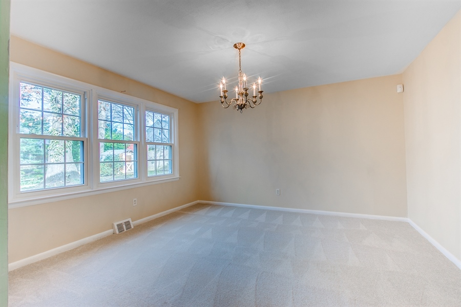Real Estate Photography - 6 Saint Regis Dr, Newark, DE, 19711 - Family Room-Used As A Dining Room By Current Owner
