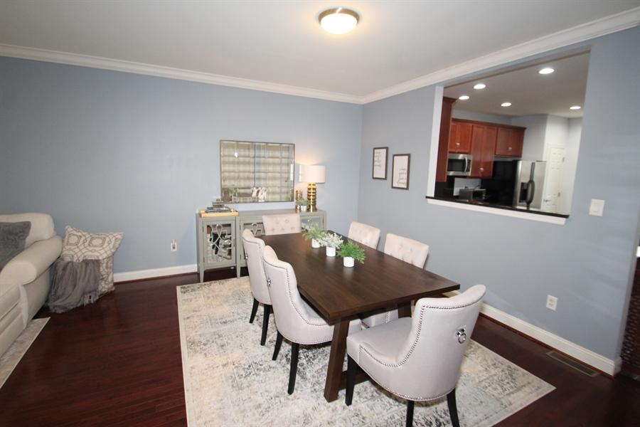 Real Estate Photography - 221 Christina Landing Dr, Wilmington, DE, 19801 - Dining Room