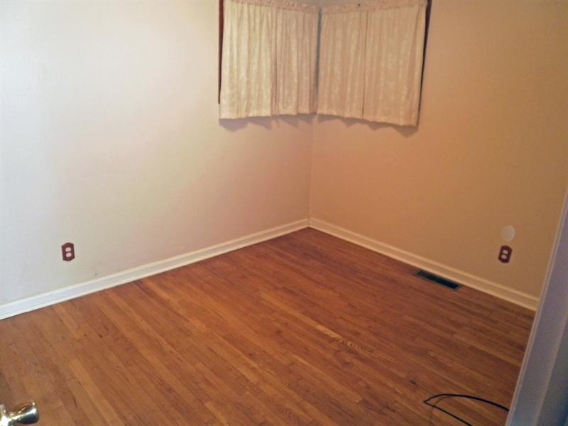 Real Estate Photography - 131 Saint John Dr, Wilmington, DE, 19808 - Hardwood floors in the 1st bedroom