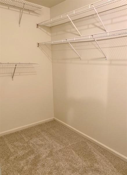 Real Estate Photography - 2208 Braken Ave, Wilmington, DE, 19808 - Walk-in Closet in MasterBedroom