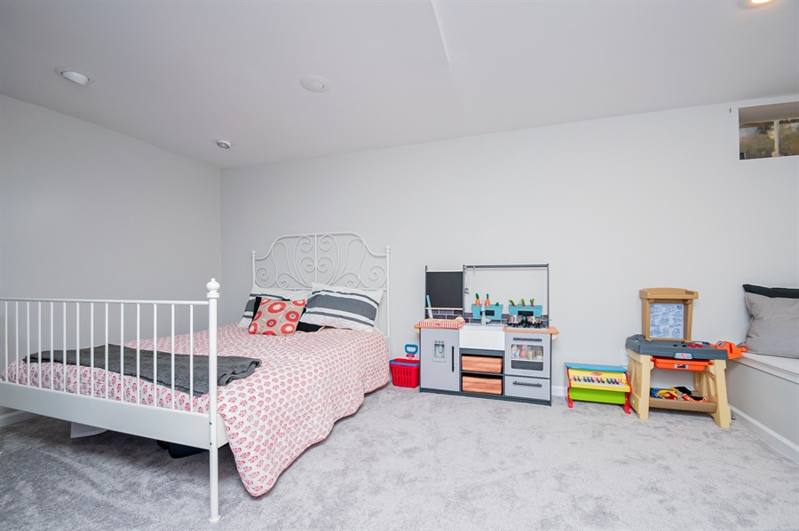Real Estate Photography - 303 Benham Ct, Newark, DE, 19711 - Finished Lower Level FR (or extra Guest Room)