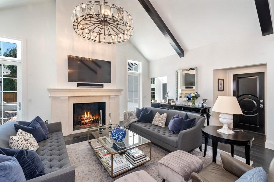 Real Estate Photography - 880 Bonita Drive, Winter Park, FL, 32789 - Family Room