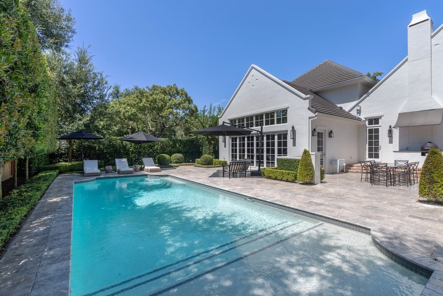 Real Estate Photography - 880 Bonita Drive, Winter Park, FL, 32789 - Swimming Pool