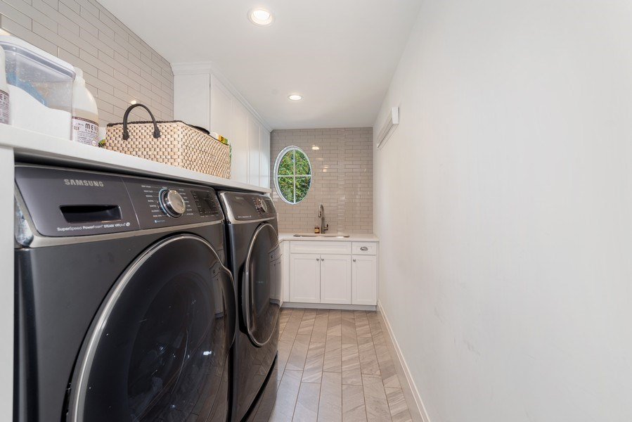 Real Estate Photography - 880 Bonita Drive, Winter Park, FL, 32789 - Laundry Room