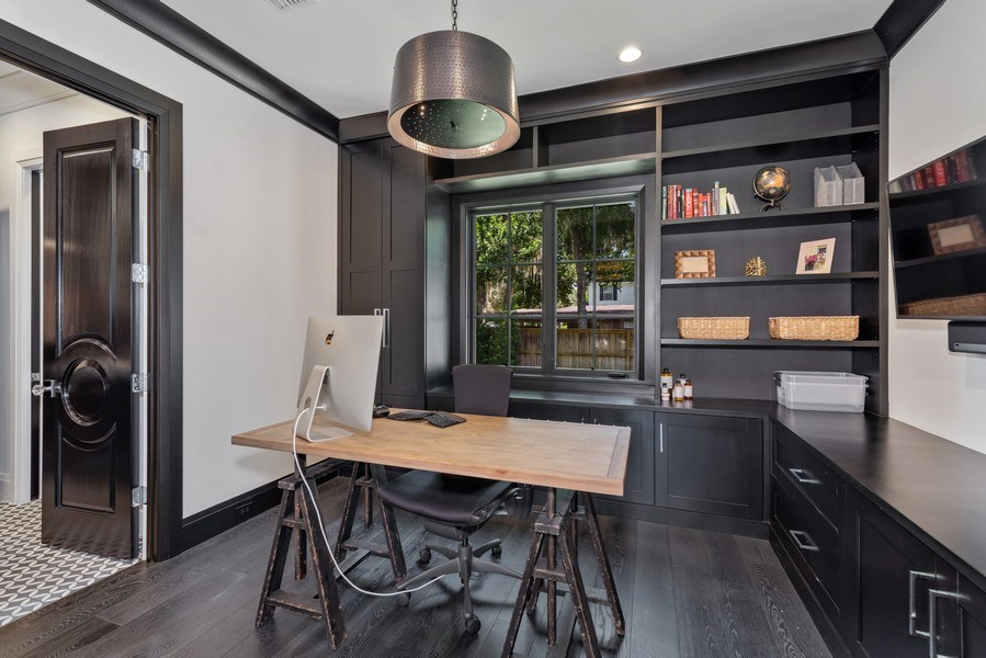 Real Estate Photography - 880 Bonita Drive, Winter Park, FL, 32789 - Office