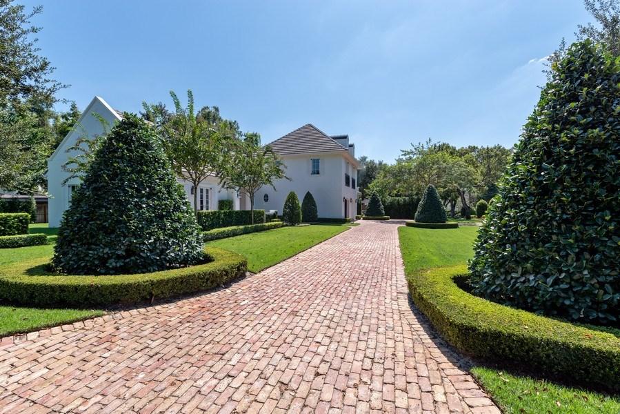 Real Estate Photography - 880 Bonita Drive, Winter Park, FL, 32789 - Side View