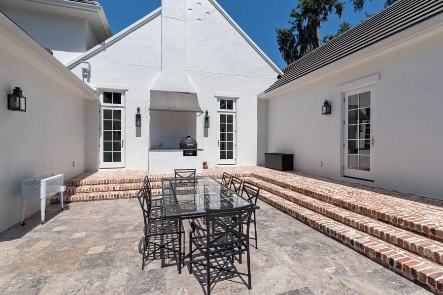 Real Estate Photography - 880 Bonita Drive, Winter Park, FL, 32789 - Patio w/ Summer Kitchen