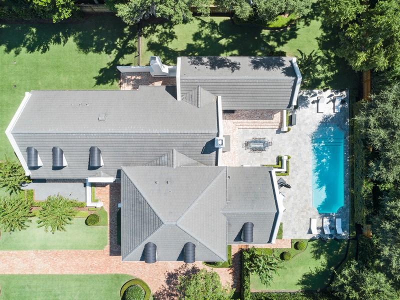 Real Estate Photography - 880 Bonita Drive, Winter Park, FL, 32789 - Aerial View
