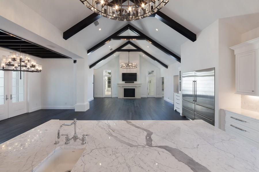Real Estate Photography - 880 Bonita Drive, Winter Park, FL, 32789 - Family Room & Dining