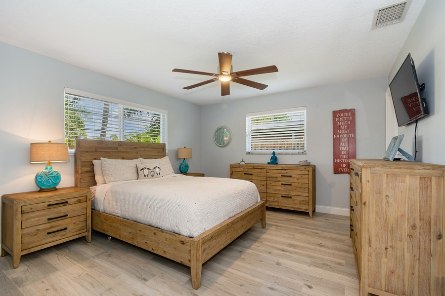 Real Estate Photography - 241 SW 16th St, Pompano, FL, 33060 - Master Bedroom
