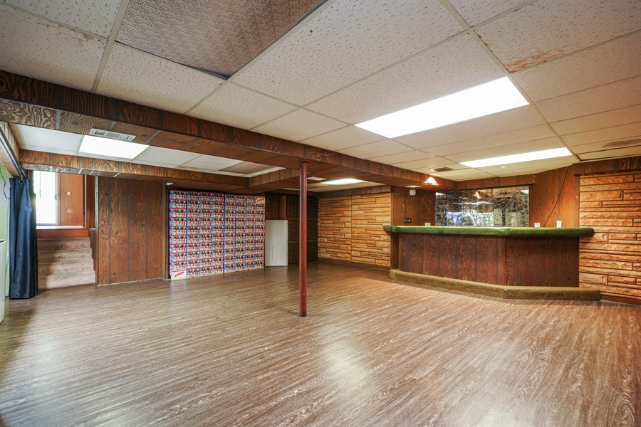 Real Estate Photography - 6 West Rand Road, VILLA PARK, IL, 60181 - Basement