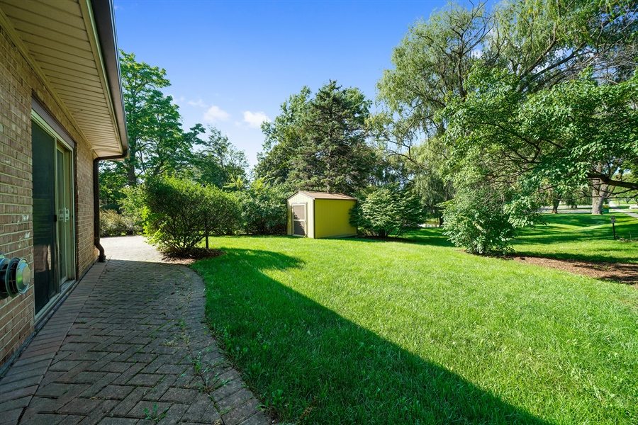 Real Estate Photography - 6 West Rand Road, VILLA PARK, IL, 60181 - Back Yard