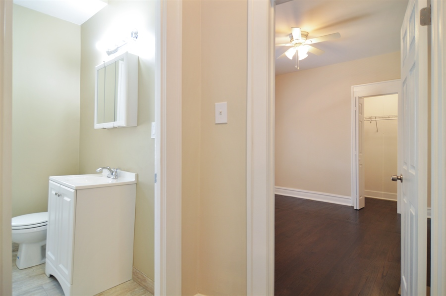 Real Estate Photography - 1637 N. Monitor Ave, Chicago, IL, 60639 - 2nd bedroom Main level