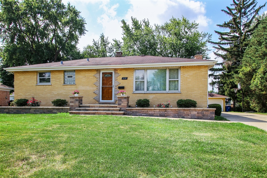 Real Estate Photography - 319 Orchard Terrace, Roselle, IL, 60172 - Front View
