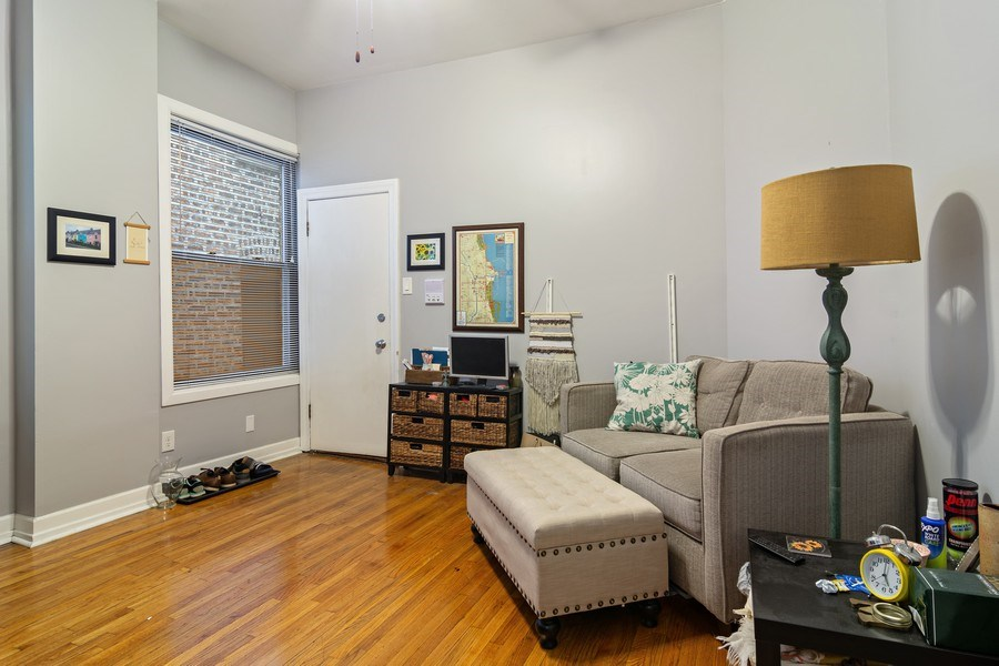 Real Estate Photography - 3633 N Elston Ave, Chicago, IL, 60618 - Bonus Room - 2R
