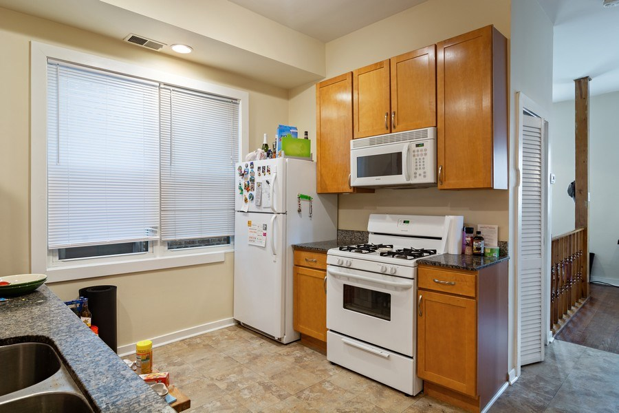 Real Estate Photography - 3633 N Elston Ave, Chicago, IL, 60618 - Kitchen - 2F