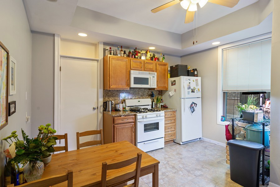 Real Estate Photography - 3633 N Elston Ave, Chicago, IL, 60618 - Kitchen - 2R