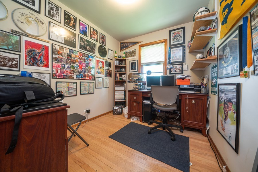 Real Estate Photography - 449 S Mason, Bensenville, IL, 60106 - 2nd Bedroom