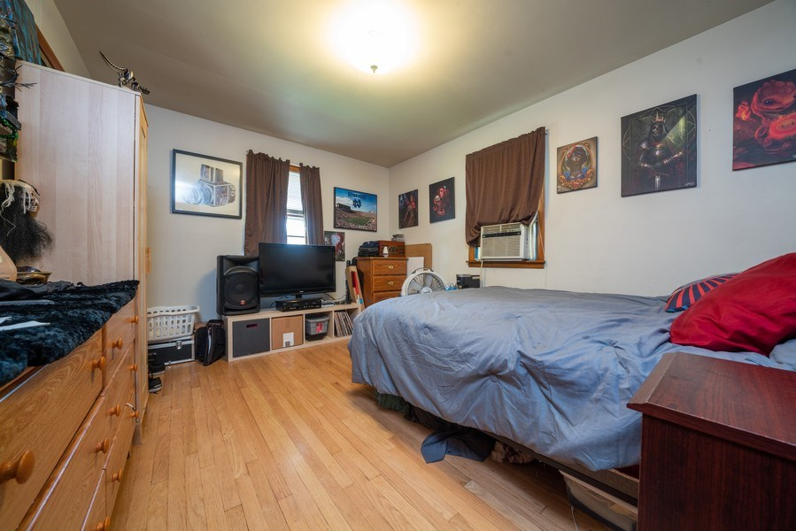 Real Estate Photography - 449 S Mason, Bensenville, IL, 60106 - 3rd Bedroom