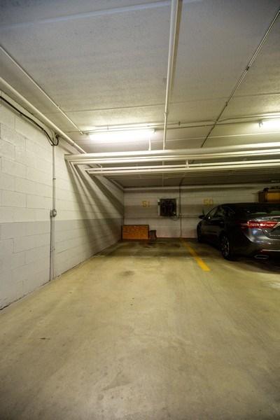 Real Estate Photography - 1480 Jefferson St, 504, Des Plaines, IL, 60016 - Garage
