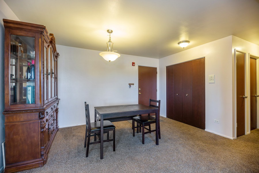 Real Estate Photography - 535 S Cleveland Ave, 406, Arlington Heights, IL, 60005 - Dining Room