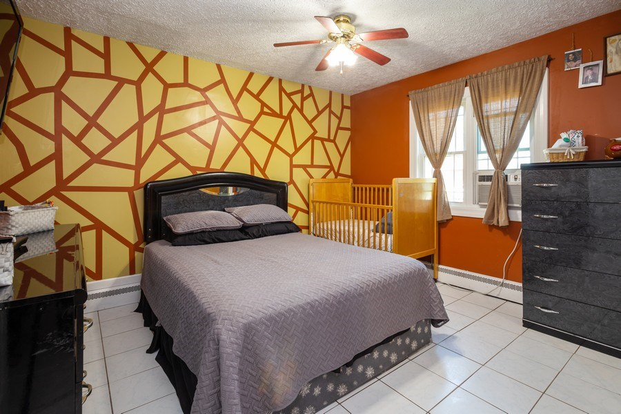 Real Estate Photography - 402 S Addison, Bensenville, IL, 60106 - Master Bedroom