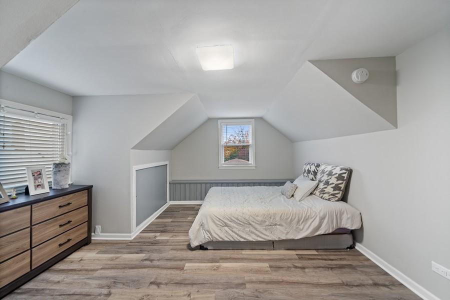Real Estate Photography - 3512 Desota Ct, Franklin Park, IL, 60131 - Master Bedroom