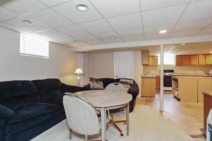 Real Estate Photography - 10647 Essex St, Westchester, IL, 60154 - Basement
