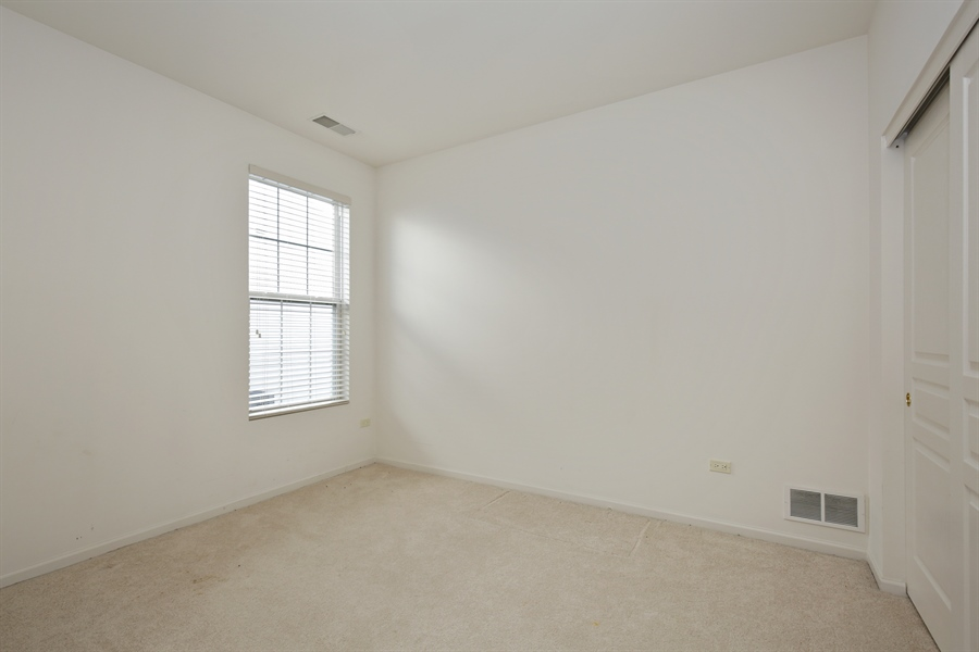 Real Estate Photography - 12112 Latham Trl, Huntley, IL, 60142 - 3rd Bedroom