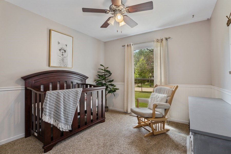 Real Estate Photography - 5112 Cambridge Dr, McHenry, IL, 60014 - 2nd Bedroom