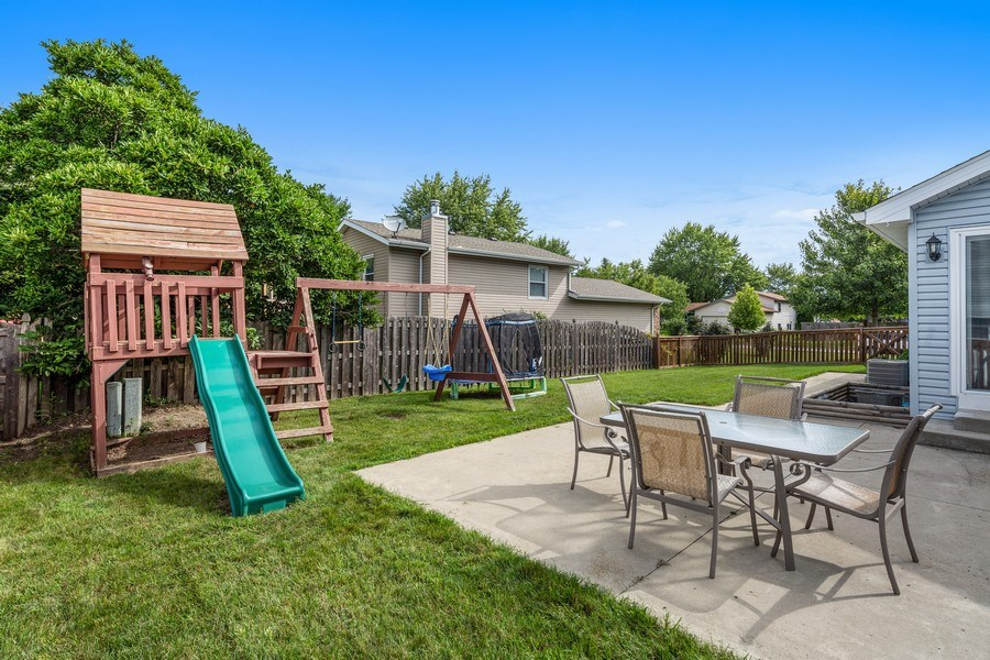 Real Estate Photography - 5112 Cambridge Dr, McHenry, IL, 60014 - Back Yard