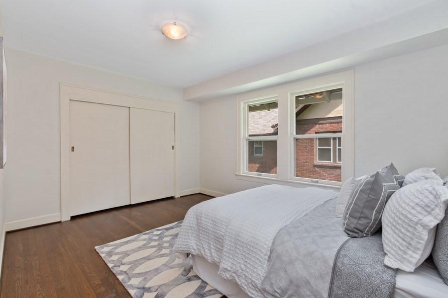 Real Estate Photography - 5609 Charlotte Street, Kansas City, MO, 64110 - Master Bedroom