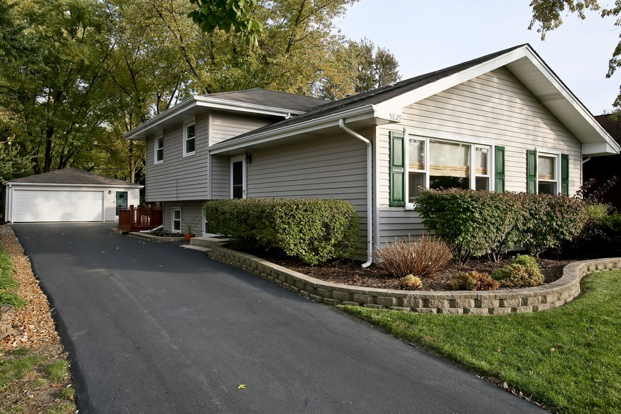 Real Estate Photography - 5829 S Lee Avenue, Downers Grove, IL, 60516 - Front View