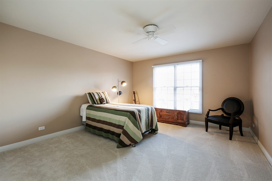 Real Estate Photography - 1285 Shoreside Ct, Palatine, IL, 60067 - 4th Bedroom