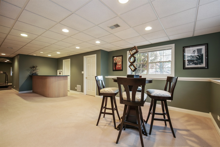 Real Estate Photography - 1285 Shoreside Ct, Palatine, IL, 60067 - Lower Level